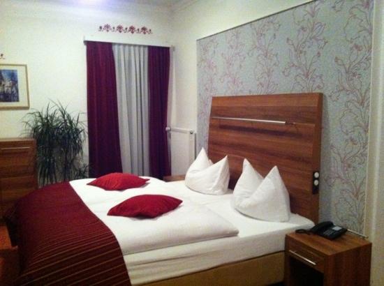 Hotel Almrausch: Komfortzimmer
