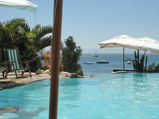 Hotel La Foret : La pileta