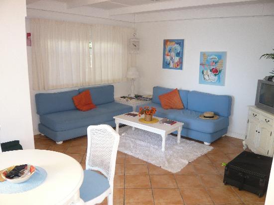 Haus am Strand: Geschmackvolle Innenausstattung