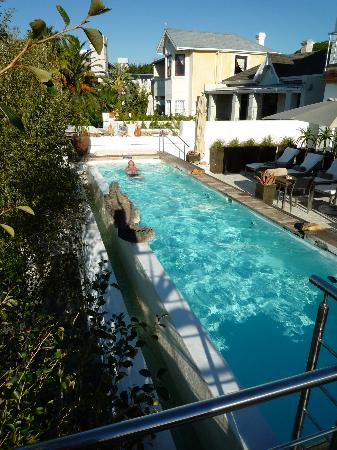 Dysart Boutique Hotel: Lap Pool