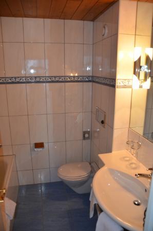Parkhotel Bellevue: Bath