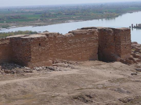 Dura-Europos: Cittadella di Dura 1