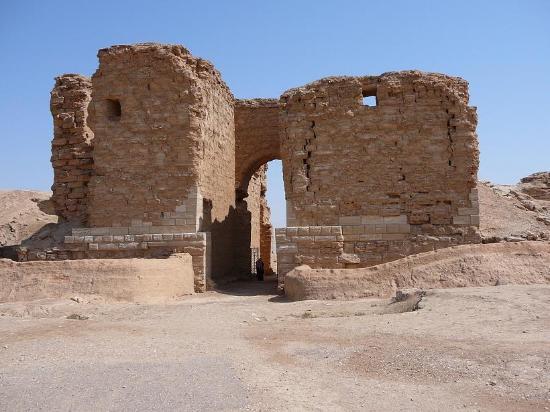 Dura-Europos: Porta palmirena 1