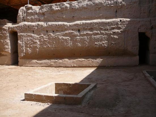 Dura-Europos: Pozzo