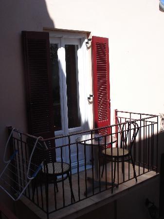 Paradise: Balcony