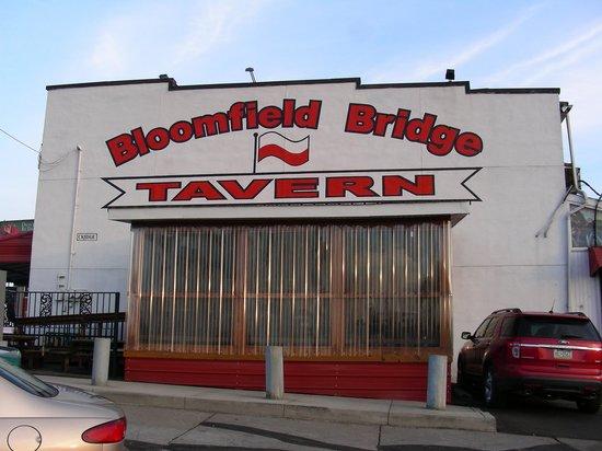 Bloomfield Bridge Tavern: The Polish Party House