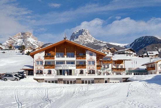 Hotel Welponer: foto inverno