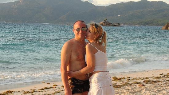 Bay View Villa: plage anse soleil