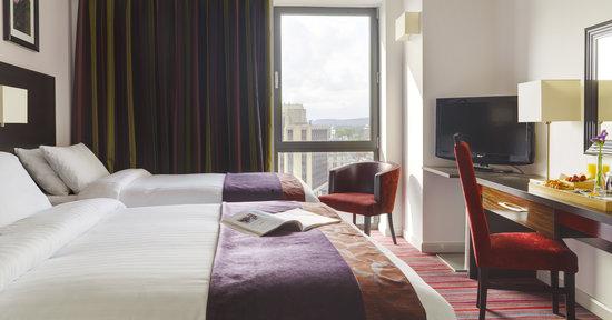 The Clayton Hotel Cardiff
