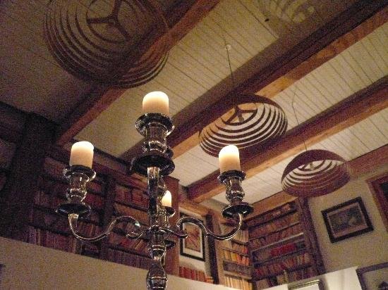 Chalet Fourmiliere: Living room