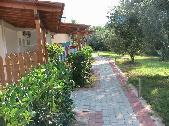 Sonia Village Hotel: garden