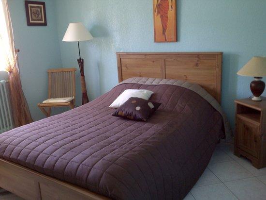 Domaine de Merete : family suite room one