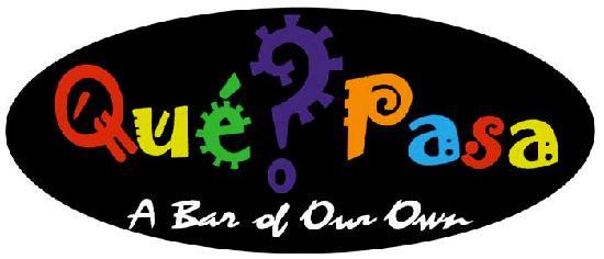 Que Pasa: Our Logo