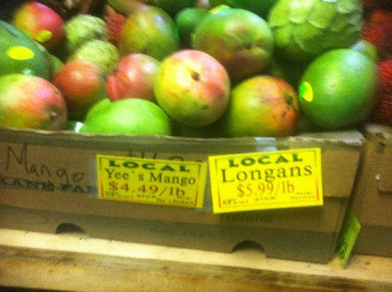 Mana Foods : Mango