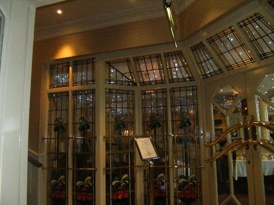 Granville Hotel: Restaurant entrance