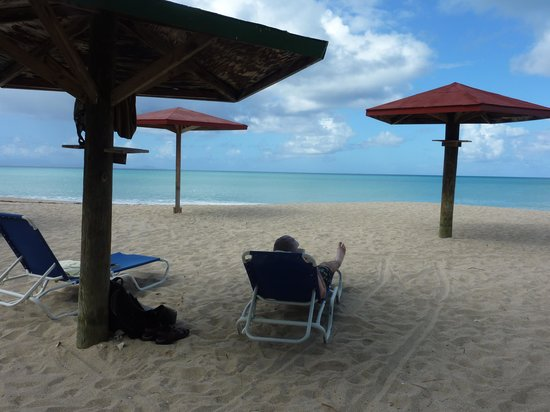 Bolans, Antigua: A Lazy Day at Turners Beach