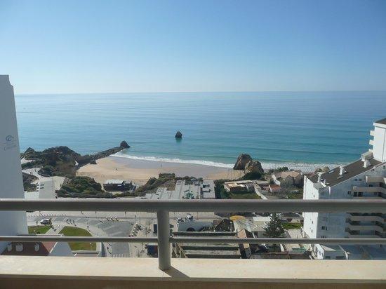 Apartamentos Jardins da Rocha: view from apt. 2105