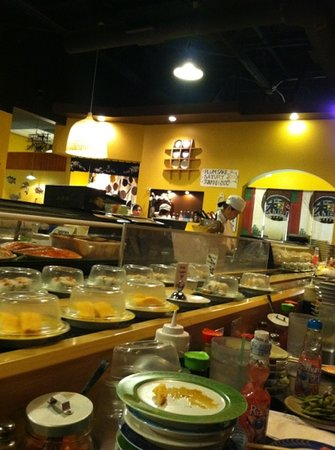 Photo of Japanese Restaurant TeHaru Sushi at 9845 S Priest Dr, Tempe, AZ 85284, United States
