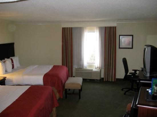 Holiday Inn - Mobile Downtown/Historic District: Room pic