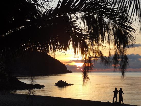 Maehaad Bay Resort: Mae Haad sunset