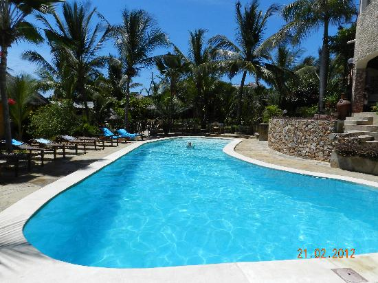 Tembo Village Resort Watamu: Bade spass im Tambo Pool