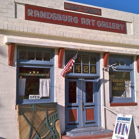 Randsburg Art Gallery