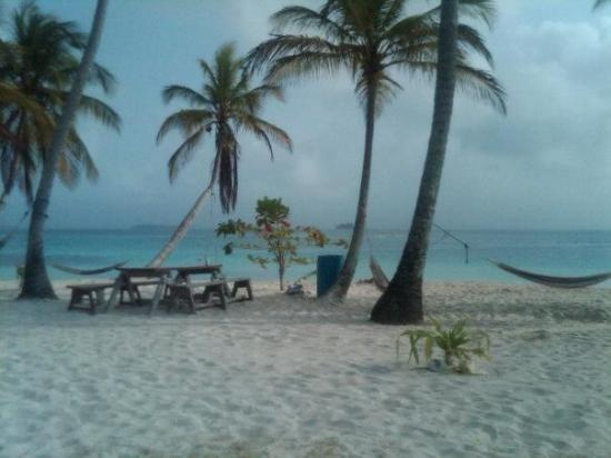 Kuanidup: Relaxation area
