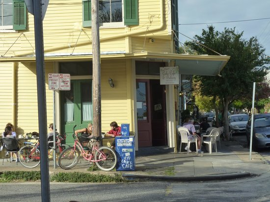 Photo of American Restaurant Cake Cafe at 2440 Chartres St, New Orleans, LA 70117, United States