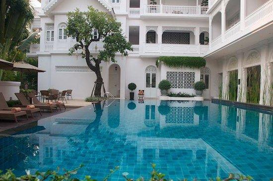 بنج ناكارا بوتيك هوتل آند سبا: Ping Nakara Hotel , Chiang Mai