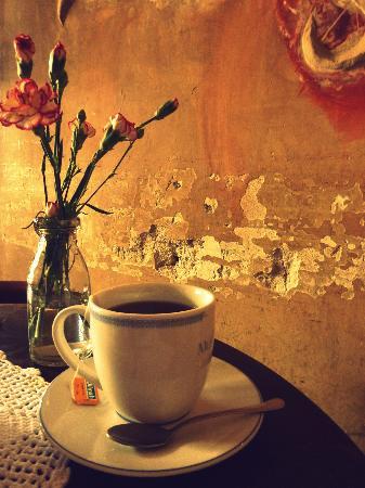 Mleczarnia: A nice cup of tea