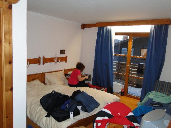 Hotel Petersbühel : THE ROOM