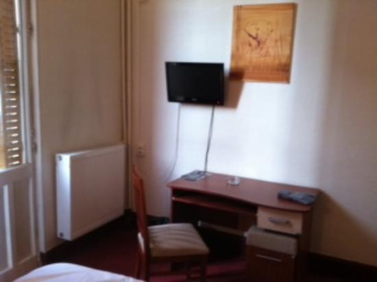 Hotel Actuel Chambery Centre Gare: bureau