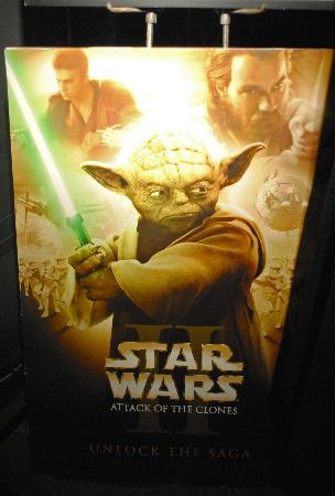 Affiche star wars photo de the hollywood museum los for Star wars museum california