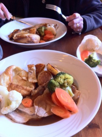 The Devonshire Arms: Sunday lunch