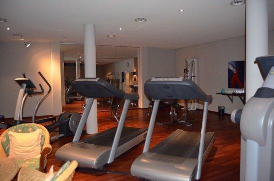 Hotel Lauterbad: Sportstudio