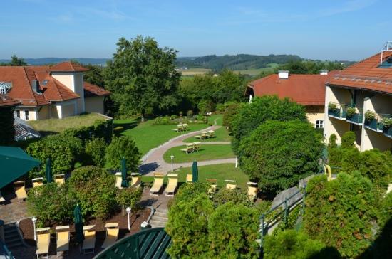 Columbia Hotel Bad Griesbach: Garten