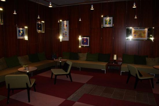 Elite Plaza Hotel Malmo: Lobby interior.