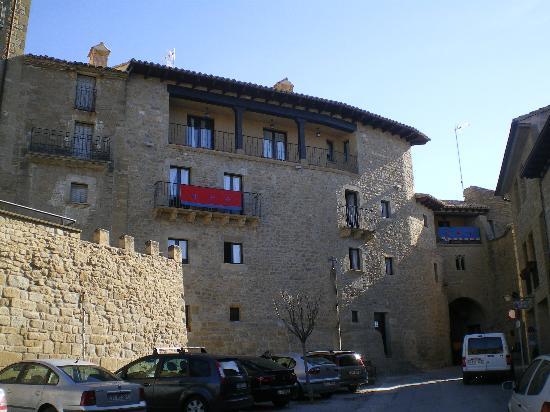 Hotel El Peiron: Fachada