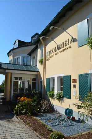 Columbia Hotel Bad Griesbach: Außenansicht