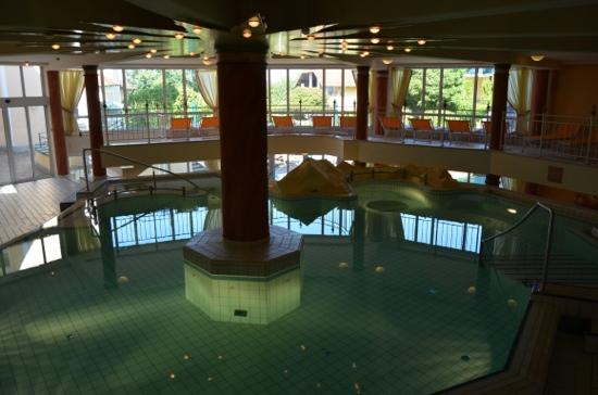 Columbia Hotel Bad Griesbach : Pool