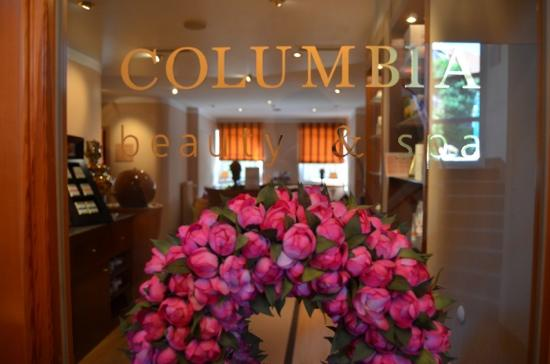 Columbia Hotel Bad Griesbach : SPA
