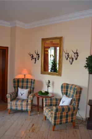 Columbia Hotel Bad Griesbach: Lobby