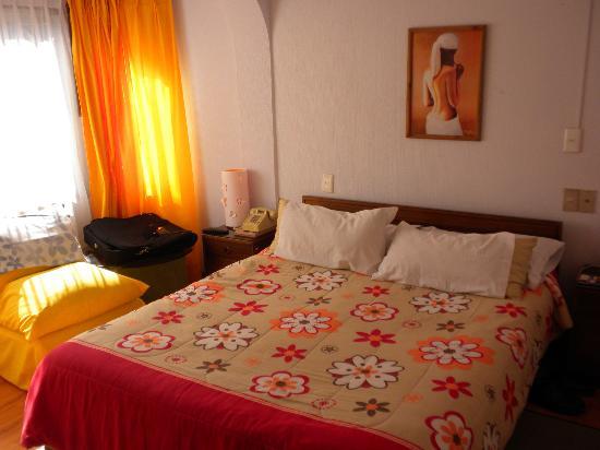 Apart Hotel Renaca Inn : La Suite Blanca, nada especial