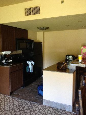 Disney's Animal Kingdom Villas - Kidani Village: Kitchen