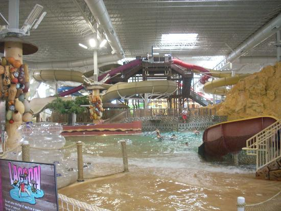Indoor Waterpark Picture Of Kalahari Resorts