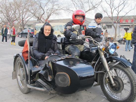 Great Wall Sidecar Motorcycle Tour - Review of TRI Beijing Sidecar