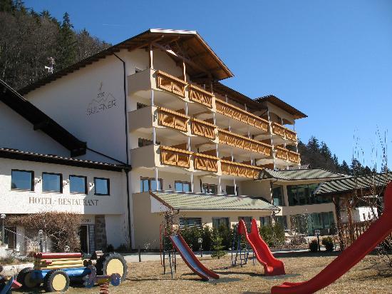 Hotel Sulfner: Vista esterna dell'hotel