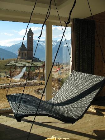 Hotel Sulfner: Particolare della zona relax