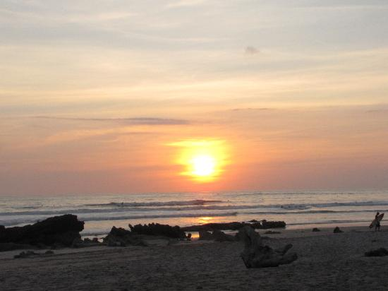 Hotel Tropico Latino: The sunsets are fabulous!