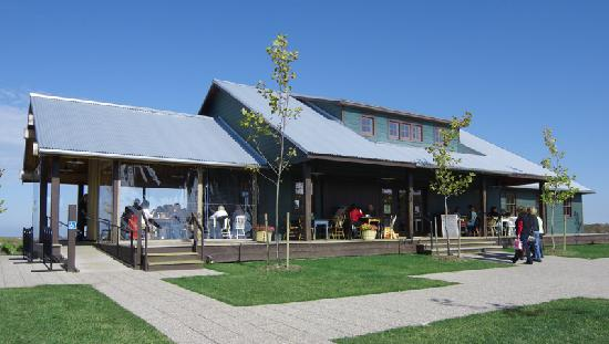 Ravine Vineyard Estate Winery: Ravine Vineyard  Winery Restaurant